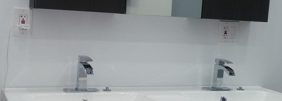 New Vanity Install