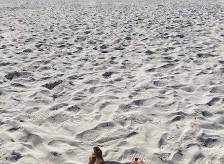 01/10/2020 - Grayton Beach State Park: White Sands, Warm Toes