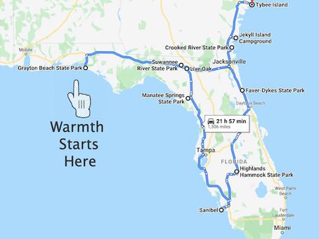 11/29/19 - Winter Travel Plans