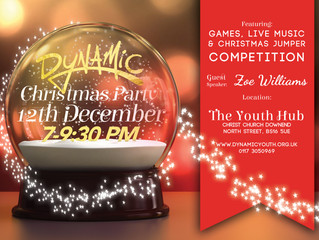 Dynamic Christmas Party - December 12th
