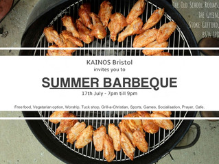 Join us at the Kainos BBQ!
