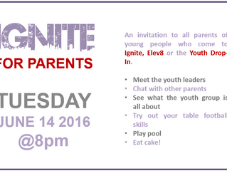 Ignite 4 Parents