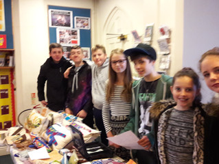 Youth Team Supporting Neema Crafts (Tanzania)