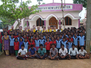 Youth Mission to India