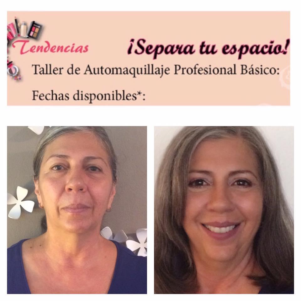maquillaje para mujer adulta