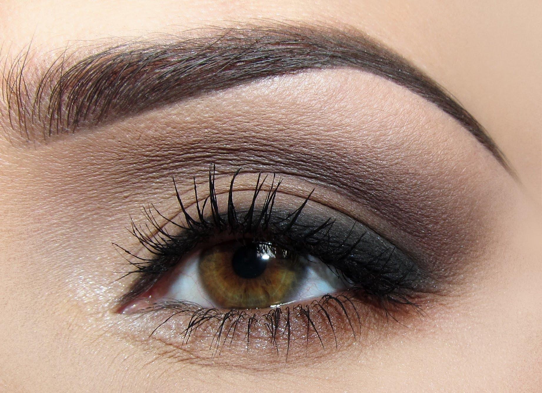 clasic smokey eye