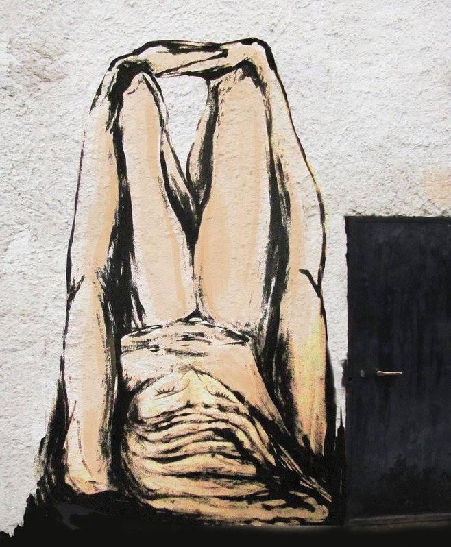 mural vegan antispeciesism
