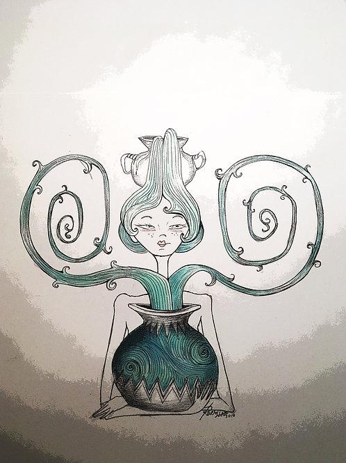 Segni Zodiaco - Acquario