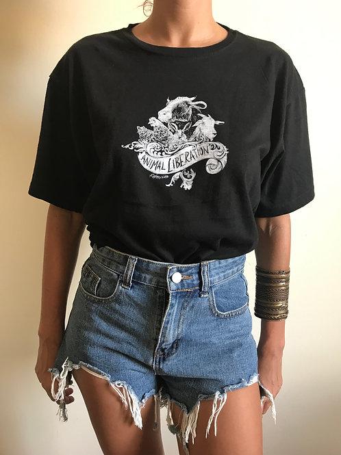 Animal Liberation Tshirt M