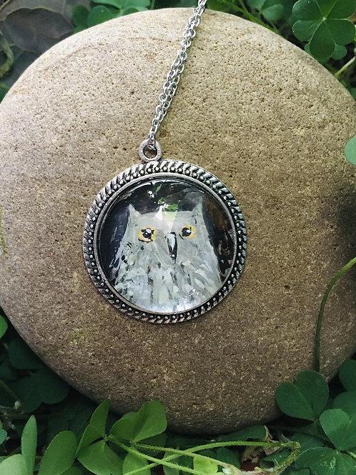Owl Ciondolo