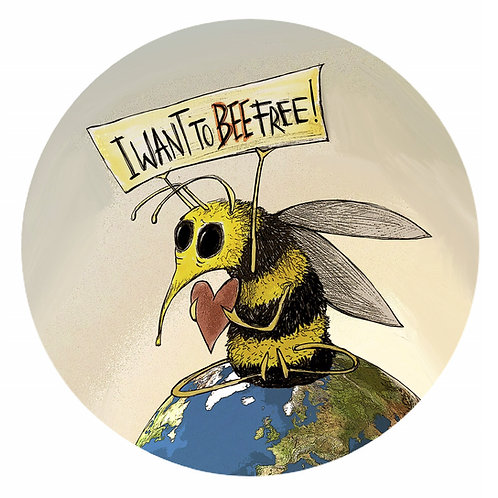 I Want To Bee Free!
