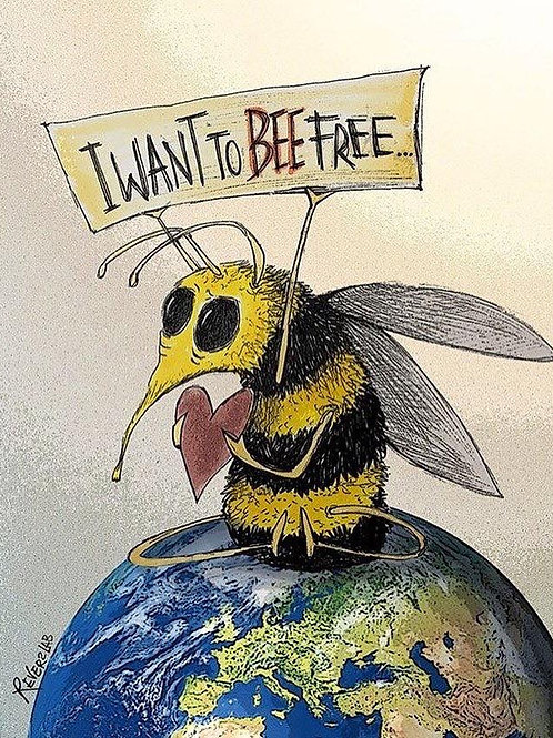 I Want To Bee Free