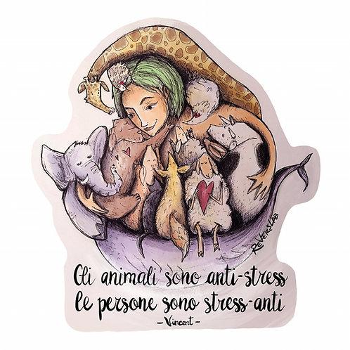 Gli Animali sono Anti-Stress, Le Persone sono Stress-Anti