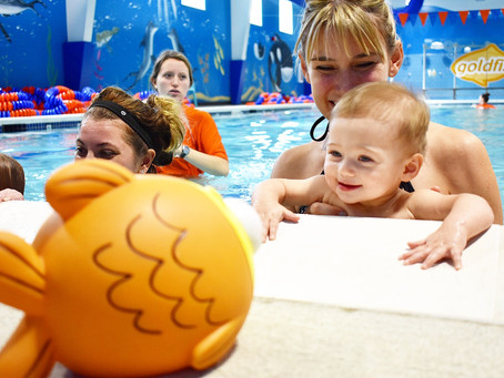 Why We Love Goldfish Swim School (And You Should, Too!)