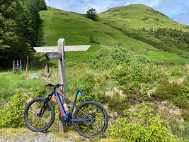 Cycling to Dundeardail Fort