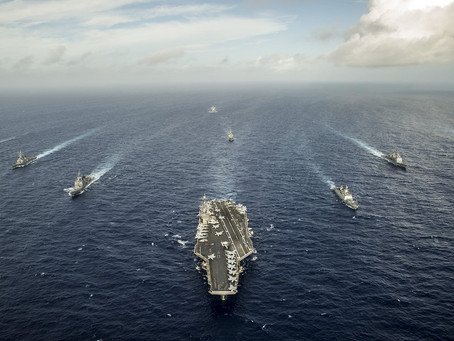 Malabar Exercise: A Win Without A Fight
