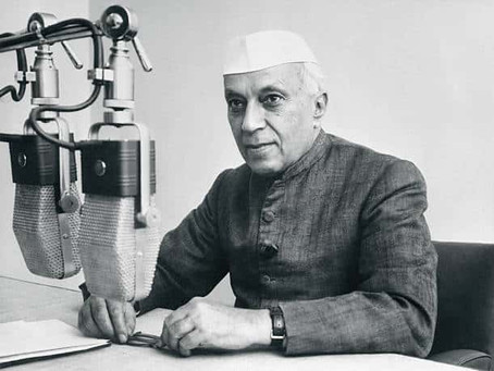 Humanitarian Growth and Institution Builder: Nehruvian Socialism