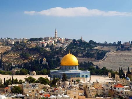 Israel-Palestine – The Historical Trail