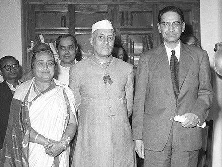 The Saviour of India's Infant Economy: Nehruvian Socialism