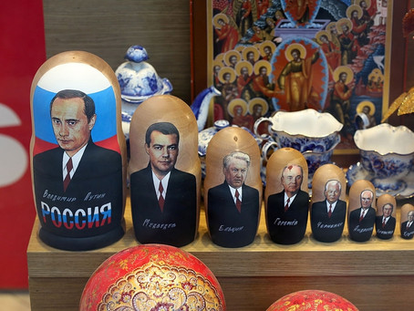 Is Gorbachev still alive? Assessing Russian diplomacy