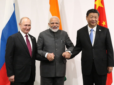 Changing Tides of Economic Diplomacy