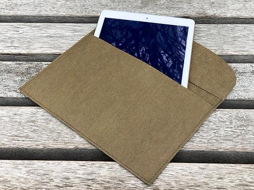 """環保水洗牛皮紙 10"""" iPad套 Washable Kraft Paper 10""""  iPad Case"""