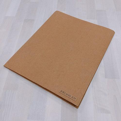 環保水洗牛皮紙 A4文件夾 Washable Kraft Paper A4 File