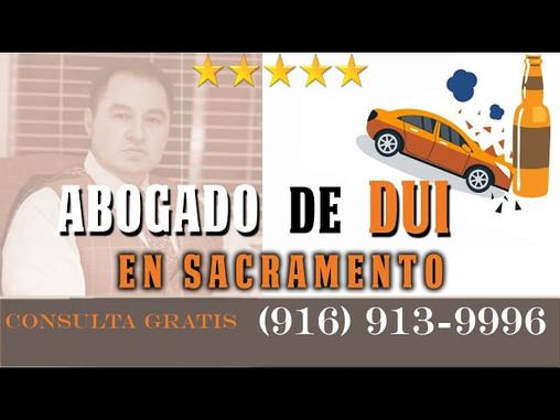 Abogado DUI Sacramento
