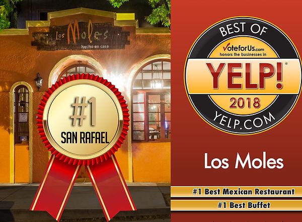 los moles san rafael award yelp 2018 2.j