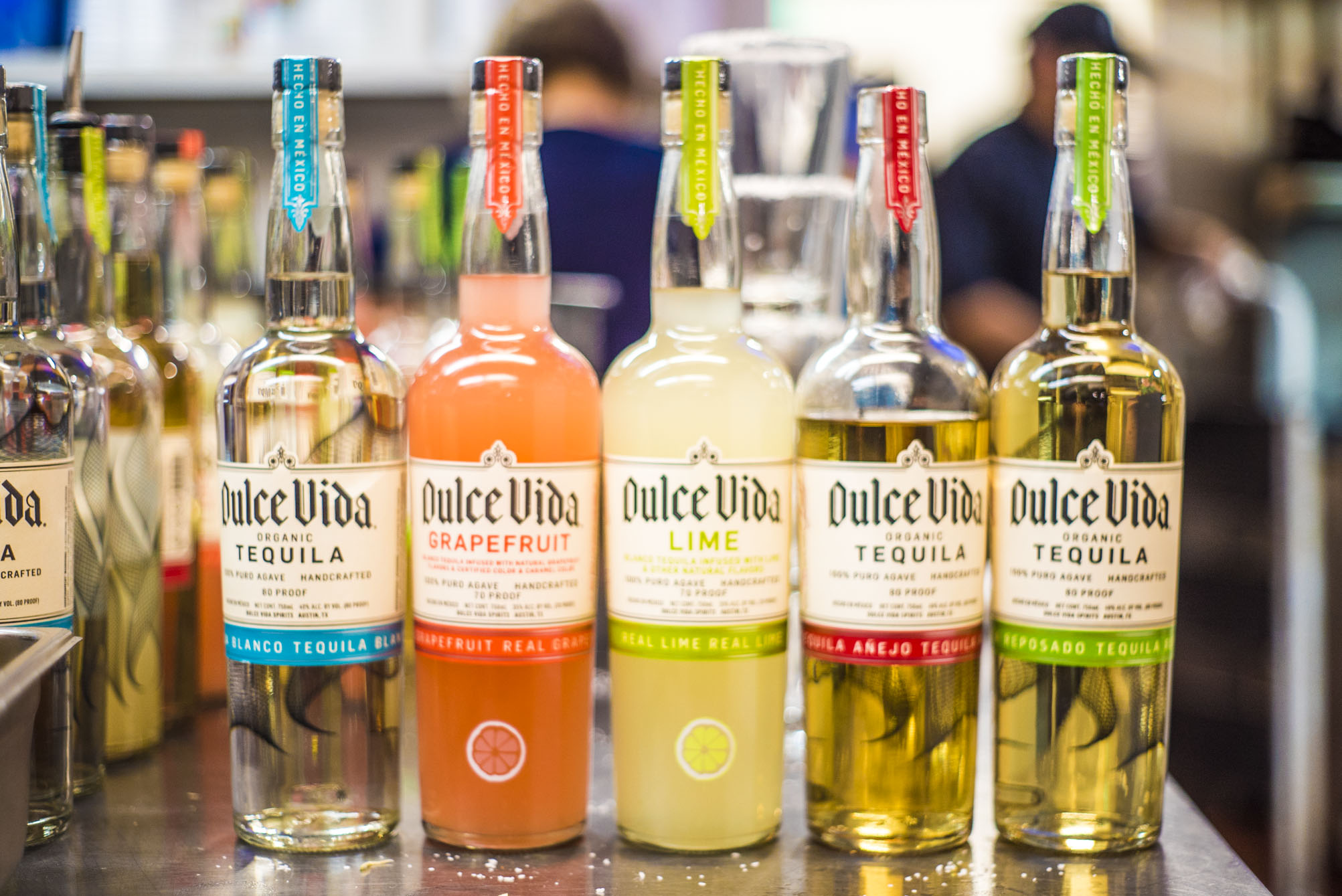 Dulce Vida Tequila Tasting Florez_1