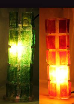 Tube rectangle N°1 et 2 bis