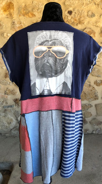 Robe imprimé Karl Lagerfeld