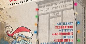 Marché de créateurs du Silo dimanche 15 décembre