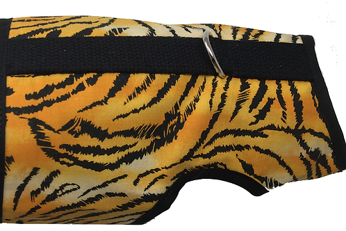 Kitty Holster Cat Harness (Tiger Stripe)