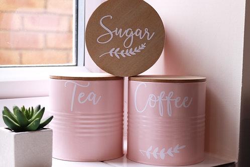 Tea, Coffee & Sugar