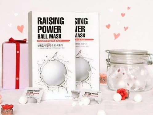 Raising Power Ball Mask
