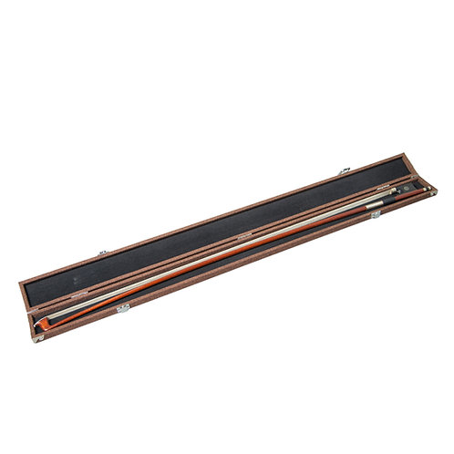 SKY High Density Board Bow Case for One(1) Violin/Viola/Cello Bow Brown Color