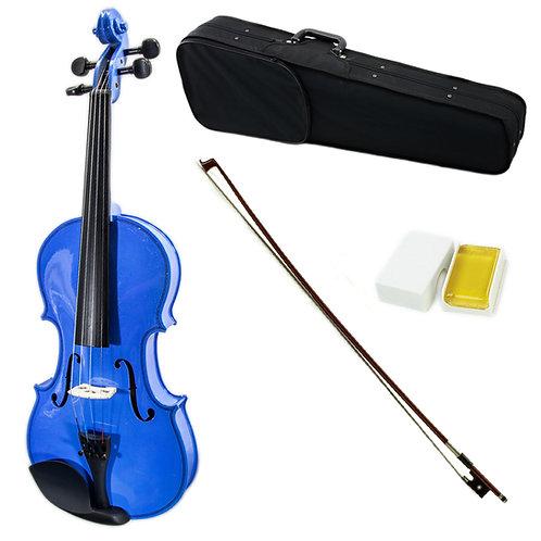 Sky Full Size VN202 Solidwood Color Violin Great Gift Set