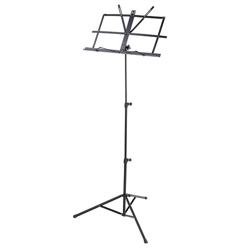 Sky Brand New Lightweight Adjustable Folding Music Stand with Carrying Bag