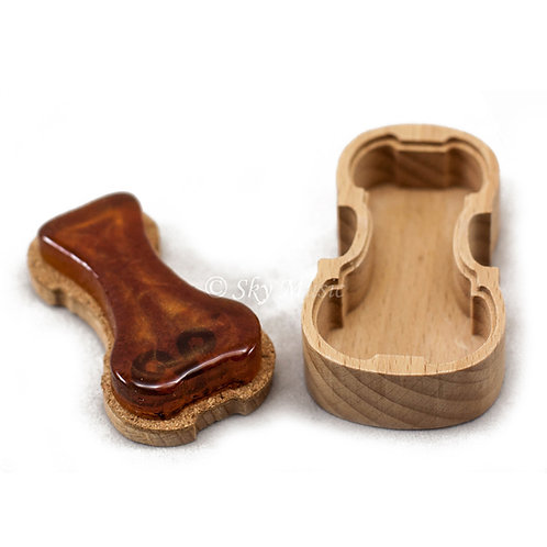 SKY 9004 Rosin for Violin Viola Cello, Light and Low Dust