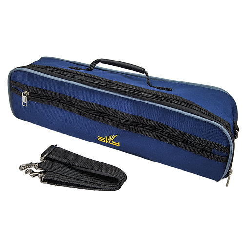 Sky Brand New C Flute Hard Case Cover w Side Pocket/Handle/Strap