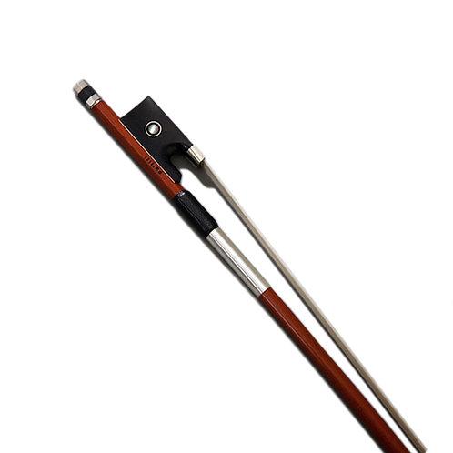 Paititi Full Size Violin Bow Pernambuco Wood with Double Pearl Eye