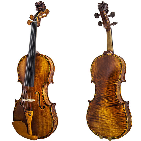 SKY Premier 4/4 Size Artist Violin Outfit Hand-made  Antique Style