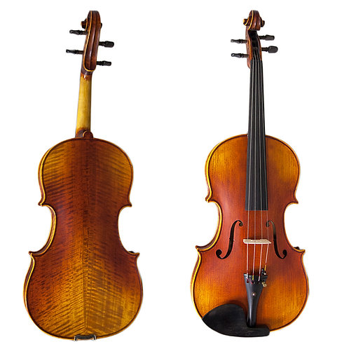 SKY SKYVA302A 16/16.5 Inch Acoustic Viola Deep Warm Tone Two Piece Back