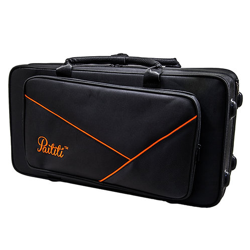 Paititi PTALTLW102 Lightweight Alto Saxophone Case Durable with Backpack Straps,