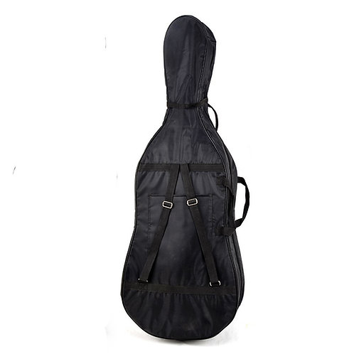 Sky Brand New Rainproof Cello Soft Bag with Back Straps and Handle