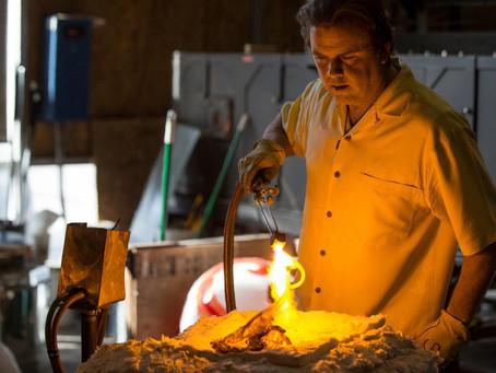 Tom Holdman: The World Captured In Glass