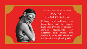 Facial treatments at Elite Skin Perfection