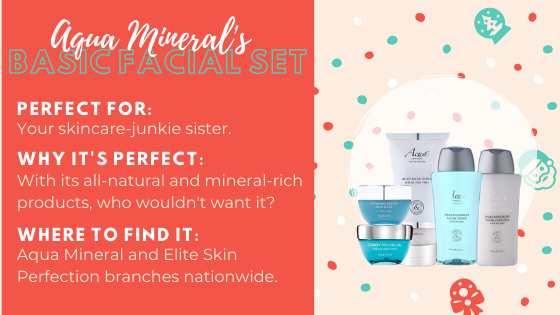 Aqua Mineral Basic Face Set