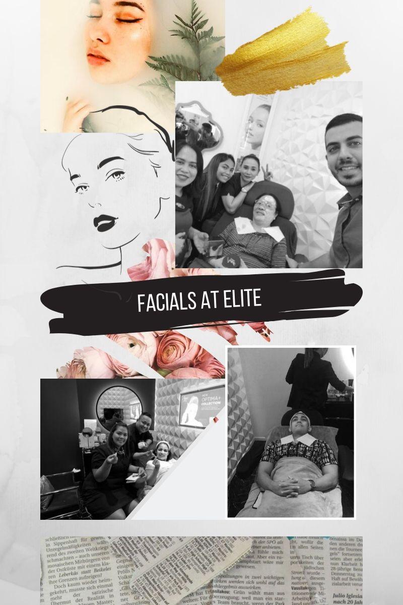 Facials at Elite Skin Perfection